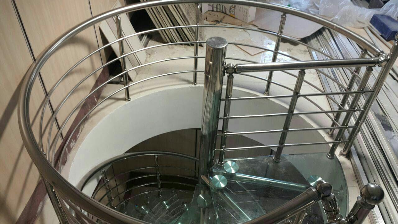 photo 2017 12 20 09 27 35 - نرده استیل صنایع افرا کاشان